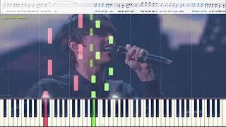 Навсегда - ALEKSEEV (Ноты и Видеоурок для фортепиано) (piano cover)