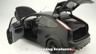 Ford Focus RS500 2010 model car