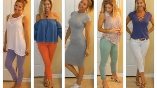 Spring inspired outfit ideas for 2017Related Videos:  Outfit Ideas and Lookbookshttps://www.youtube.com/playlist?list=PLK3LJZnmiwM_EmqL13F91YwhclqhyRXTJGiveaway Winner instructions:Congratulations!! If you are a winner please private message me through youtube to give me your contact information. To send a private message through youtube you will need to use a desktop computer:• Go to the channel of the person you want to contact. You can do this by clicking their channel name underneath one of their videos.• Click the About tab located under their Channel Banner• Click Send message.• Type in your private message and click Send.Equipment that I use:Ringlight:http://bit.ly/2atB8h8Box Lights:http://bit.ly/2h74ceYCamera:  http://bit.ly/1PkgOsIRANDOM INFO:I'm Happily MarriedI have 2 children (10yr old girl & 8yr old boy)43 yrs old110lbsNormal to dry skinLive in South TexasSUBSCRIBE HERE: https://www.youtube.com/c/jeniferjenkinsbeauty?sub_confirmation=1VLOG CHANNEL: http://www.youtube.com/c/jeniferjenkinsbeautyFACEBOOK PAGE: http://www.facebook.com/jeniferbeautyover40INSTAGRAM: http://instagram.com/jeniferjbeauty/TWITTER: http://twitter.com/jeniferjbeautyTUMBLR: http://jeniferjbeauty.tumblr.c
