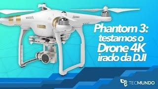 http://www.tecmundo.com.br/drones/82619-phantom-3-testamos-drone-4k-irado-dji.htm Os drones estão dominando o mundo. Seja para usar profissionalmente ...