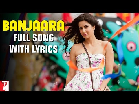 Banjaara - Full song with lyrics - Ek Tha Tiger Banjaara - Full song with lyrics - Ek Tha Tiger