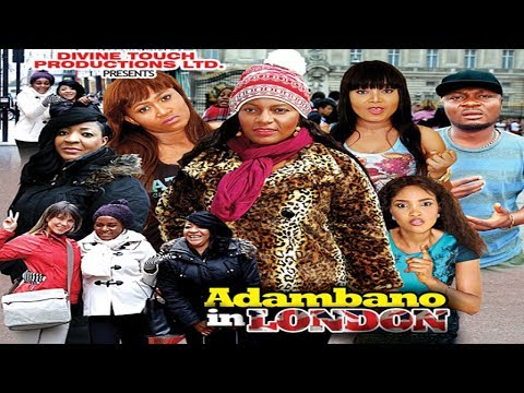 ADAMBANO IN LONDON SEASON 1 ~ 2017 NOLLYWOOD COMEDY