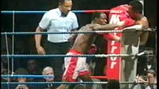 Chris Eubank Highlights