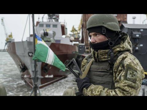 Russland / Ukraine: Zugang zum Asowschen Meer teilw ...