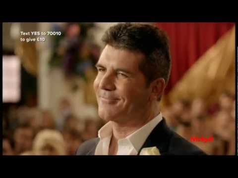 Simon - ft..Robbie Williams, JLS, Paul Potts, Stacey Soloman, Rylan Clark, David Walliams, Olly Murs, Dermot O'Leary, Louis Walsh, Alesha Dixon, Amanda Holden, Sharo...