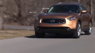 2010 Infiniti FX50 S AWD - Drive Time Review
