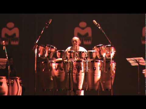 Daniel Mele and the Orquesta Amarilla with the~