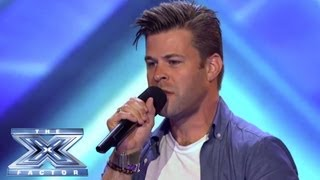 James Kenny's Got Soul! - THE X FACTOR USA 2013
