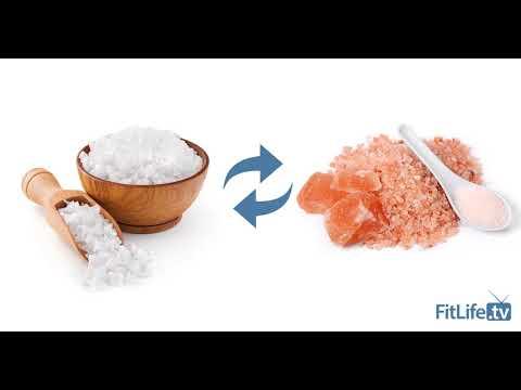 Himalayan Pink Salt or  Puro Healthy Salt