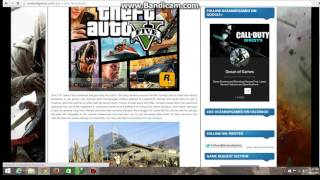 How To Download GTA 5 on PC (windows 7/windows 8/8.1(64 bit) n...