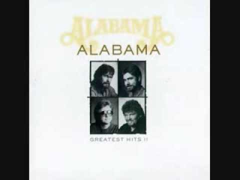Alabama - Fallin' Again