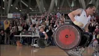 Murderball - Wheelchair Rugby Demo
