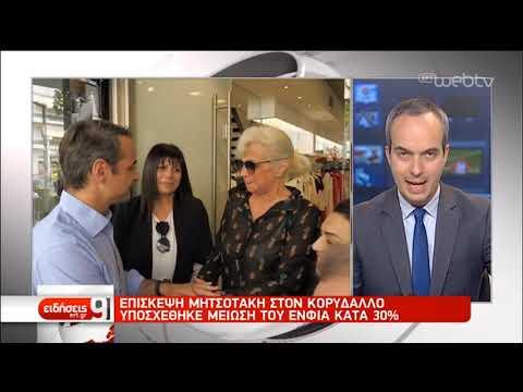 Κ. Μητσοτάκης: Χαμηλότεροι φόροι, περισσότερες δουλειές, ασφάλεια στις γειτονιές | 17/05/2019 | ΕΡΤ