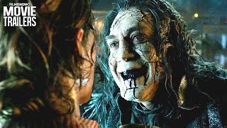 Pirates of the Caribbean 5 - Jack Sparrow is a wanted man in the first trailer