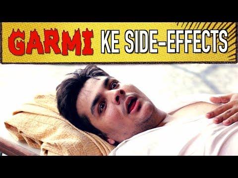 Garmi Ke Side-Effects | Ashish Chanchlani