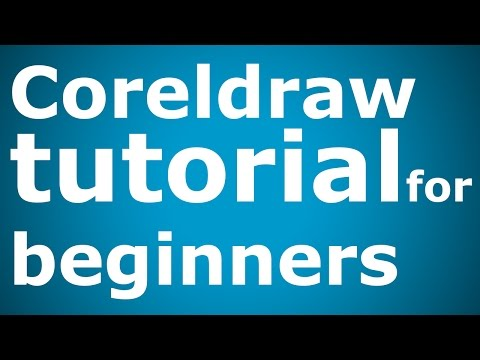 Coreldraw Tutorial For Beginners-Part 01