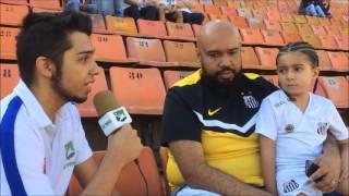 16ª rodada do Campeonato Brasileiro Série A - Santos 3x0 Bahia