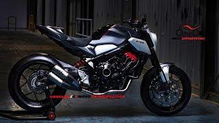 7. NEW 2019 Honda CB650R at Intermot 2018   Honda CB650R 2019 Neo Sports Cafe Released