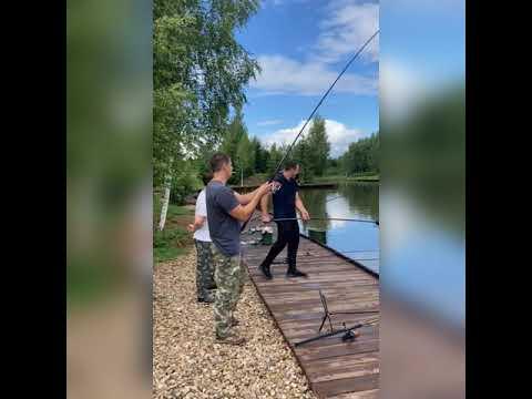 Видеоотчет о рыбалке за 01 июля 2021 г.