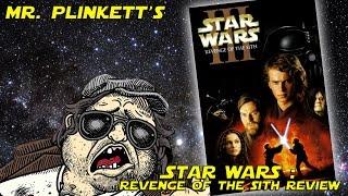 Video Mr. Plinkett's Star Wars Episode III: Revenge of the Sith Review MP3, 3GP, MP4, WEBM, AVI, FLV Mei 2018