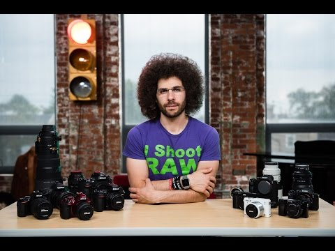 Mirrorless Vs Dslr Cameras: What's The Difference?