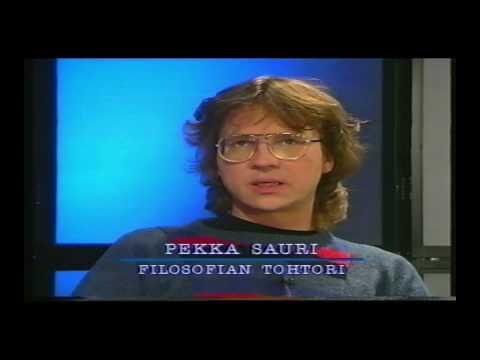 Keskusteluohjelma 7. hetki vuodelta 1990