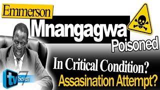 Mnangagwa Poisoning Latest News Today, UPDATES ✓ Mnangagwa Latest News Today https://youtu.be/bYY4jxjkIXg...