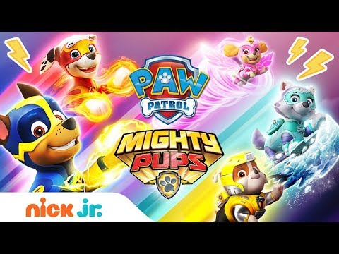 Meet the Mighty Pups Ft. Chase, Rubble, Skye & More!  🐾 PAW Patrol | PAW Patrol | Nick Jr.