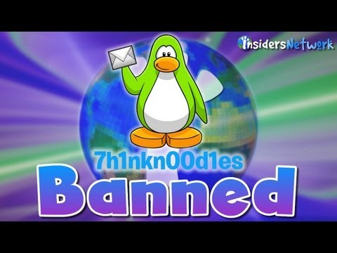 Club Penguin: Banned Forever