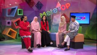 Video MeleTOP Throwback Raya - Temu Bual Bersama Erra Fazira, Ziana Zain & Awie [05.08.2014] MP3, 3GP, MP4, WEBM, AVI, FLV Juli 2018