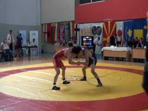 Video 61 kg. Rei Higuchi (JAP) vs Laszlo Jozsef (HUN), XXXX Macedonian Pearl, 04.06.2016, Skopje download in MP3, 3GP, MP4, WEBM, AVI, FLV January 2017