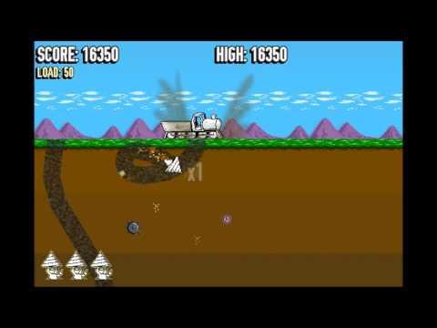 Video of Mega Driller Mole