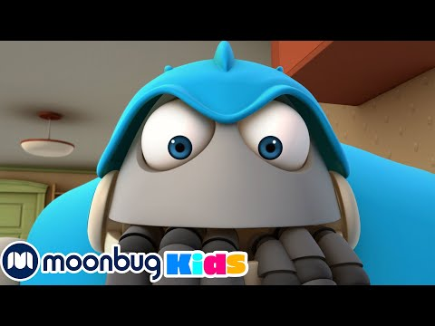 ARPO The Robot - Robot Over The Rainbow | Moonbug Kids TV Shows - Full Episodes | Cartoons For Kids