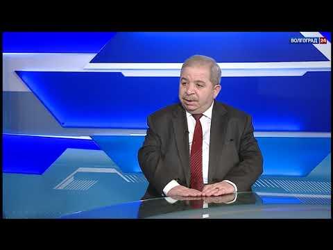 Ашот Григорян, представитель мэрии г. Еревана в Волгоградской области