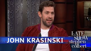 Video John Krasinski Was Ready To Quit Acting Before 'The Office' MP3, 3GP, MP4, WEBM, AVI, FLV Oktober 2018