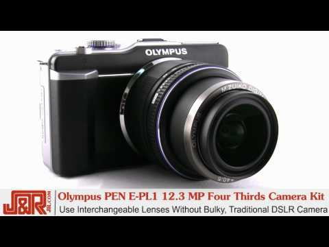 Olympus PEN E-PL1 Kit  -- Review