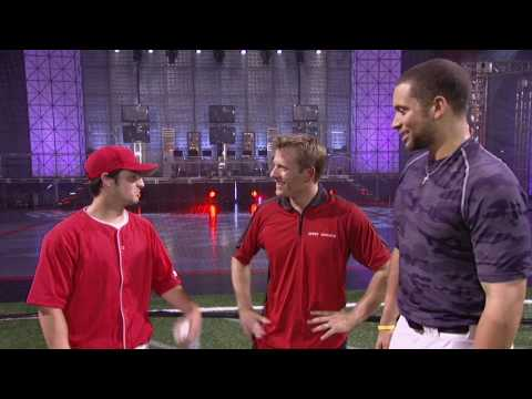 rockboy1138 - Wicked Wiffle segment from Sport Science episode 209. On the set of Sport Science, Wiffle Ball Cy Young Winner Joel Deroche attempts to strikeout MLB star Ja...