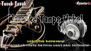 Duo srigala Karaoke   Tusuk Tusuk  Dangdut