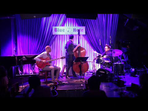 LIVE @ Blue Note NYC - Rotem Sivan Trio (Full Concert)