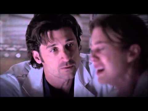 Grey's Anatomy - Meredith Grey flashback about Derek and her season 11 episode 23