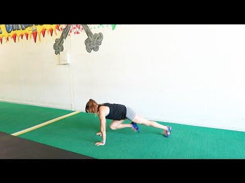 23 Mountain Climber Exercise Variations (видео)