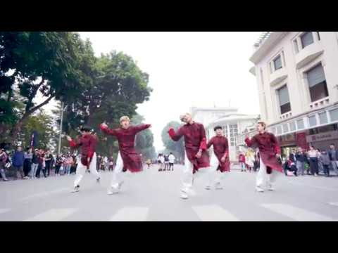 Về Nhà Ăn Tết (Dance) - Justa Tee x Big Daddy x Onionn   Nhóm nhảy đường phố KATX (from Vietnam) - Thời lượng: 2 phút, 28 giây.