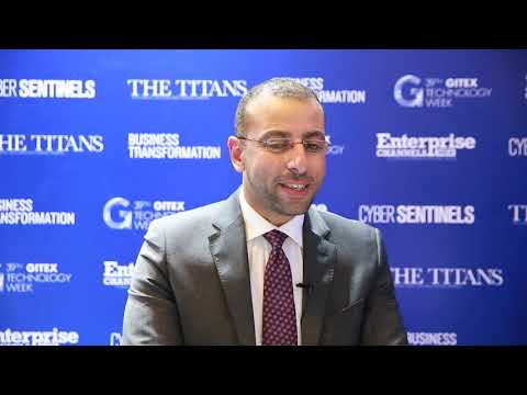 Bassam Al Masri, Director of Channel, Distribution and OEM, Nutanix