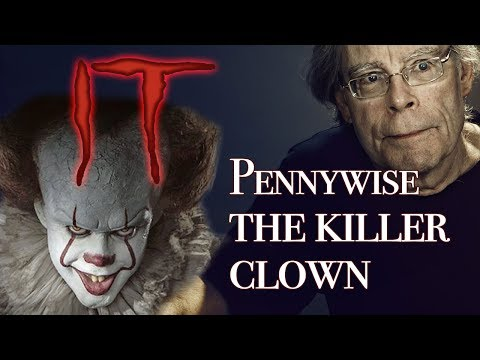 NOW SHOWING: IT Movie: Pennywise the Killer Clown