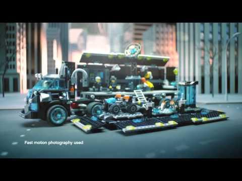 LEGO Ultra Agents - Ultra ügynökök főhadiszállása