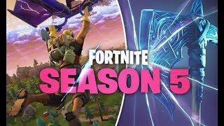 Season 5, Bois! (Fortnite on Switch) by SkulShurtugalTCG