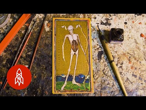 Painting the Future with Tarot Cards