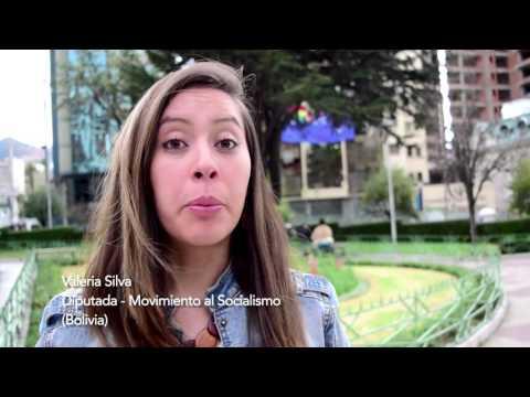 Apoyo internacional a Verónika Mendoza