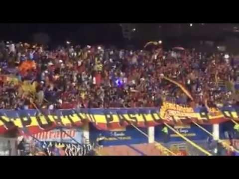 Hinchada Pasto vs Nacional 2015 - La Banda Tricolor - Deportivo Pasto