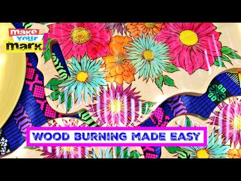 Wood Burning Made Easy